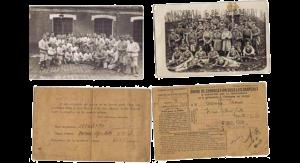 Documents première guerre mondiale