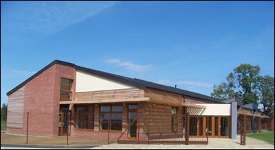 Bâtiment Restauration scolaire
